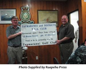 RSA/Golf Club Partnership