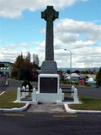 Taumarunui Cenotaph